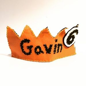 Other - Personalized Birthday Crown - I Can Do Any Name
